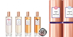 Molinard Rose, Jasmin, Vanille, Patchouli Eaux de Parfum (2015) {New Fragrances}