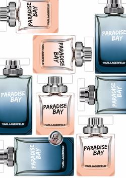 Karl Lagerfeld Paradise Bay for Her & Him (2015) {Perfume Shorts (Reviews)}