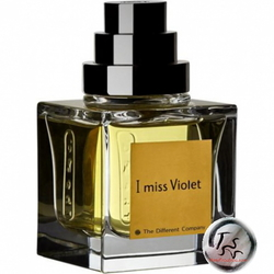 The Different Company I miss Violet (2015) {New Fragrance}
