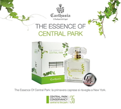 Carthusia The Essence of Central Park (2015) {New Fragrance}