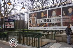 Then & Now - The Tudors vs. The Kardashians {Paris Photo}