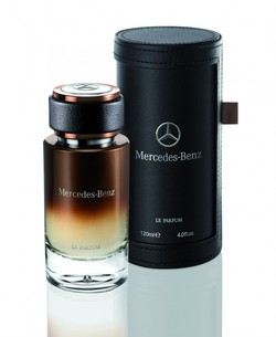 Mercedes-Benz for Men Le Parfum (2015) {New Fragrance} {Men's Cologne} {Perfume Images & Ads}