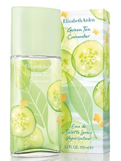 Elizabeth Arden Green Tea Cucumber (2015) {New Fragrance}