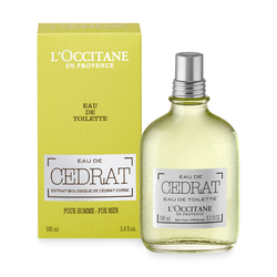 L'Occitane Eau de Cédrat (2015) {New Fragrance} {Men's Cologne}