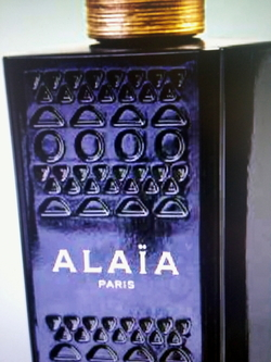 Azzedine Alaïa Launches First Fragrance Alaïa (2015) {New Perfume}