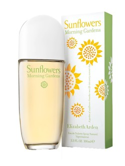 Elizabeth Arden Sunflowers Morning Gardens (2015) {New Fragrance}