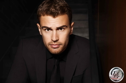Boss Fragrances Have a New Masculine Muse, Theo James {Fragrance News} {Celebrity & Perfume}