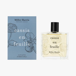 Miller Harris Cassis en Feuille (2015) {New Fragrance}