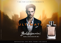 Baldessarini Ultimate for Men (2015) {New Fragrance} {Men's Cologne} {Perfume Images & Ads}