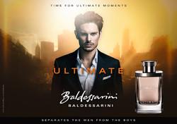 Baldessarini Ultimate for Men (2015) {New Fragrance} {Men's Cologne} {Perfume Images & Ads}