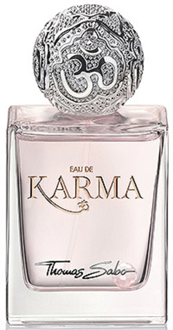 Thomas Sabo Eau de Karma (2015) {New Fragrance}