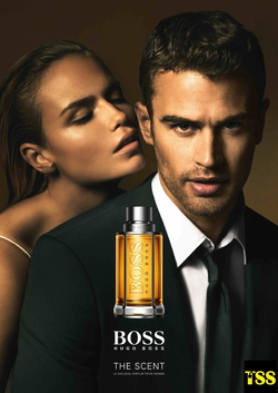 Hugo Boss Unveil Campaign for Upcoming Boss The Scent {Perfume Images & Ads}