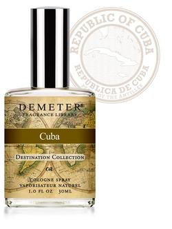 Demeter Cuba (2015) {New Fragrance}