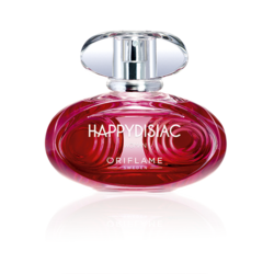 Oriflame Happydisiac Woman Helps You Put Your Best Foot Forward (2015) {New Perfume}