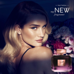 Rosie for Autograph Nuit Parfum (2015) {New Perfume}