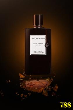 Van Cleef & Arpels Ambre Impérial (2015) {New Fragrance}