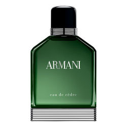 Armani Eau de Cèdre (2015) {New Fragrance} {Men's Cologne}