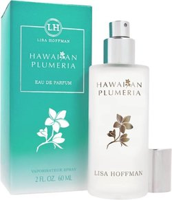 Lisa Hoffman Beauty Hawaiian Plumeria (2015) {New Fragrance}
