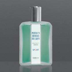 Caron Pour Un Homme Sport (2015) {New Perfume} {Men's Cologne}