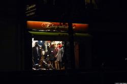 Le magasin des modes et des élégances la nuit - The Strange Life of Objects Series {Paris Photo}