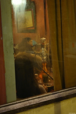 Hookah Smokers - Smell & Shoot Series {Paris Photo}