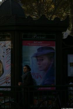 Recapturing Madame Bovary {Paris Photo}