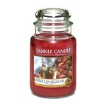 Yankee Candle Oud Oasis, Frankincense, Moroccan Argan Oil (2015) {New Home Fragrances}