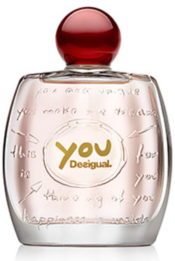 Desigual You is for Colorful Individualists (2015) {New Perfume}