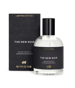 H & M Release Duo of Perfumes The New Noir & Mandarin Gold (2015) {New Perfumes}