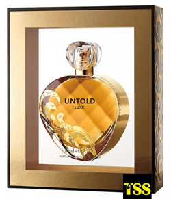 Elizabeth Arden Untold Luxe (2015) - Floriental is the New Fruity-Floral {New Perfume} {Perfume Images & Ads}