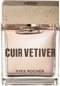 Yves Rocher Cuir Vétiver Aims for a New Type of Sensuality (2016) {New Perfume} {Men's Cologne}