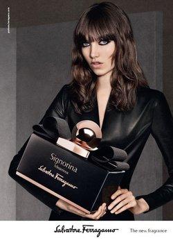 Salvatore Ferragamo Signorina Misteriosa (2016) {New Perfume} {Fragrance Ads}