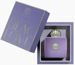 Amouage Lilac Love (2016) {New Perfume}
