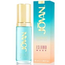 Jovan Musk Oil Island Musk (2016) {New Perfume}