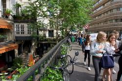 Stench I, II, III ≈ La puanteur I, II, III lors de la grève des éboueurs à Paris en juin {Paris Street Photos} {Scented Images}