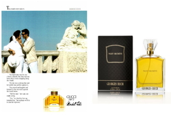 Gucci No. 3 & Georges Rech Nuit Secrète {Perfumista on a Shoestring - Twin Fragrances} {Hasty-Review}