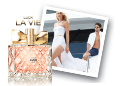 Avon Luck La Vie (2016) {New Fragrance}{Celebrity Perfume}