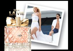 Avon Luck La Vie (2016) {New Fragrance}{Celebrity Perfume}