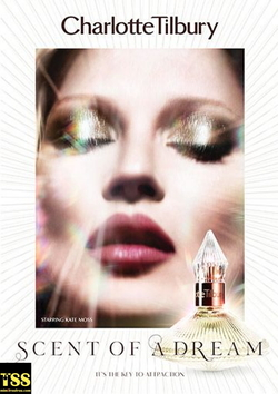 Charlotte Tilbury Scent of a Dream is Fronted by Kate Moss (2016) {New Fragrance} {Beauty News}