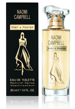 Naomi Campbell Prêt à Porter (2016) {New Fragrance} {Celebrity Perfume}