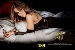 Sarah Jessica Parker Stash SJP From her Secret Stash to You (2016) {New Fragrance} {Celebrity Perfume} {Perfume Images & Ads}