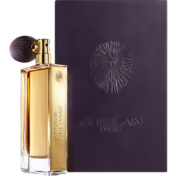 Guerlain Spiritueuse Double Vanille (2007): Divine Vanilla {Perfume Review}