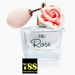 Dana Tabu Rose Eau de Parfum (2015) {New Perfume}