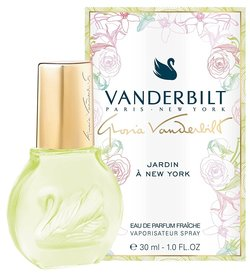 Vanderbilt Gloria Vanderbilt Jardin à New York (2016) {New Fragrance} {Celebrity Perfume}
