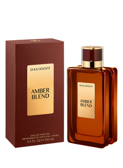 Davidoff Amber Blend (2016) {New Fragrance} {Men's Cologne}