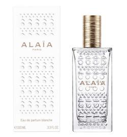 Alaïa Eau de Parfum Blanche ≈ A Cartography of Personal Identity (2016) {New Perfume}