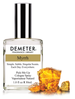 Demeter Myrrh (2016) {New Perfume}