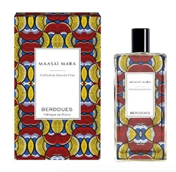 Berdoues Maasaï Mara ≈ And a List of Africa-Inspired Perfumes (2017) {New Perfume} {Perfume List}