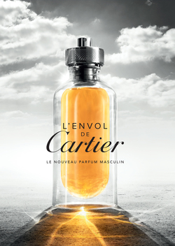 Cartier L'Envol (2016) // High-Tech Divine Beverage {Perfume Review & Musings} {Men's Cologne}
