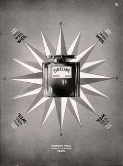 Perfume Review & Musings: Zibeline by Weil (1928) // The Very Definition of a Haunting Perfume